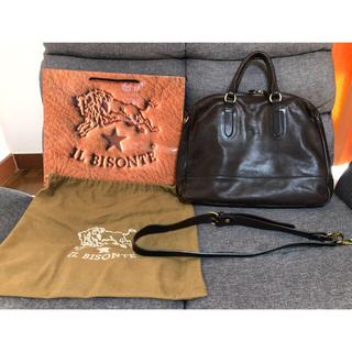 イルビゾンテ(IL BISONTE)のIL BISONTE バッグ 革製(ショルダーバッグ)