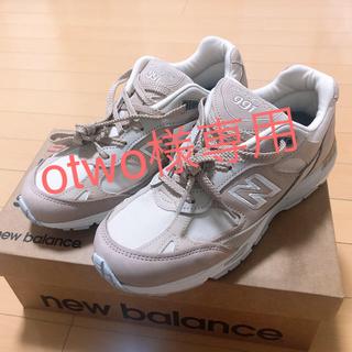ニューバランス(New Balance)の新品未使用 new balance 991(スニーカー)