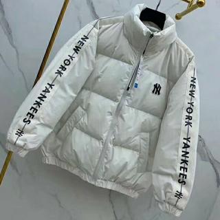 バーニーズニューヨーク(BARNEYS NEW YORK)のNEW YORK YANKEES Jacket  ジャケットダウンジャケット(ダウンジャケット)