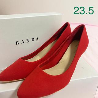 RANDA - 【新品】ランダ アーモンドトゥパンプス オリエンタルトラフィック エスペランサ