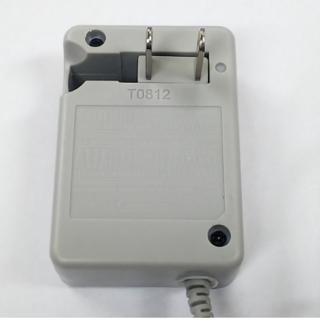 ニンテンドー3DS(ニンテンドー3DS)の3DS /new3DS/DSi/3DSLL/対応 充電器ACアダプター(保護フィルム)