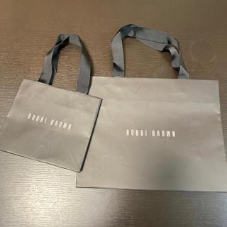 ボビイブラウン 紙袋 ショッパー