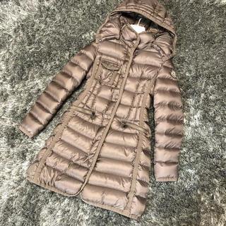 モンクレール(MONCLER)のモンクレール 国内正規品 HERMINE エルミンヌ 美品 サイズ00(ダウンジャケット)