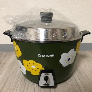 ソウソウ(SOU・SOU)の【うめ様専用】大同電鍋 TATUNG 限定 SOU・SOU コラボ 台湾(調理機器)