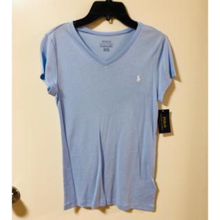 ポロラルフローレン(POLO RALPH LAUREN)の新品タグ付 ラルフローレン レディース Tシャツ(Tシャツ(半袖/袖なし))