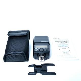 キヤノン(Canon)のGodox TT350c【Canon用】スピードライト(ストロボ/照明)