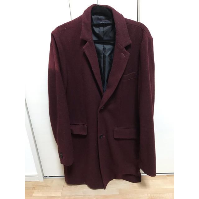 RAGEBLUE(レイジブルー)のRAGEBLUE チェスターコート メンズのジャケット/アウター(チェスターコート)の商品写真