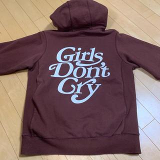 GDC - Girls don't cry ガルドン パーカー 茶 S 初期