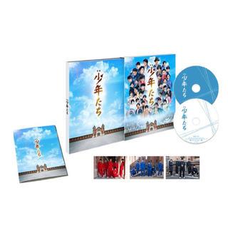 映画少年たち DVD