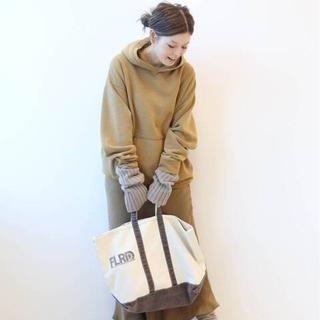 DEUXIEME CLASSE - ドゥーズィエムクラス☆SITA PARANTICA FLRD トートバッグ