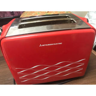 ミツビシデンキ(三菱電機)のトースター(調理機器)