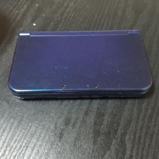 ニンテンドー3DS - Newニンテンドー3DS LL ブルー 本体のみ