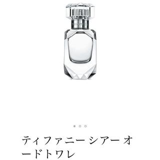 Tiffany & Co. - ティファニー シアー オードトワレ 香水