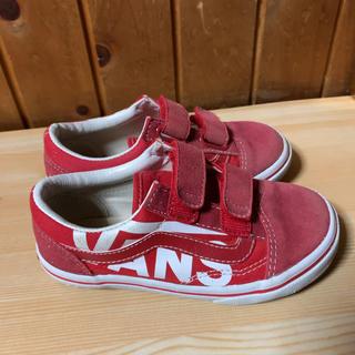 VANS - バンズ スニーカー キッズ