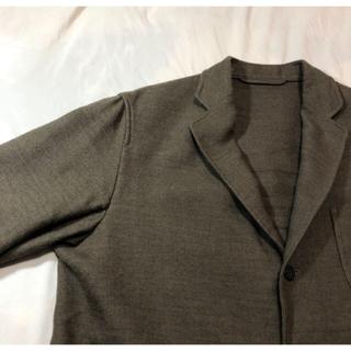 COMOLI - 【COMOLI】ウールリネン3Bジャケット