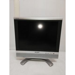 SHARP - SHARP AQUOS 液晶テレビ 15インチ LC-15S4-S 2005年製