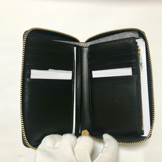 MARC JACOBS(マークジェイコブス)の新品 マークジェイコブス ラウンドファスナー 財布 ネイビー レディースのファッション小物(財布)の商品写真