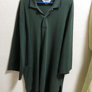 サンシー(SUNSEA)の【期間限定値下げ】SUNSEA 18ss ポロシャツ 吾亦紅(ポロシャツ)