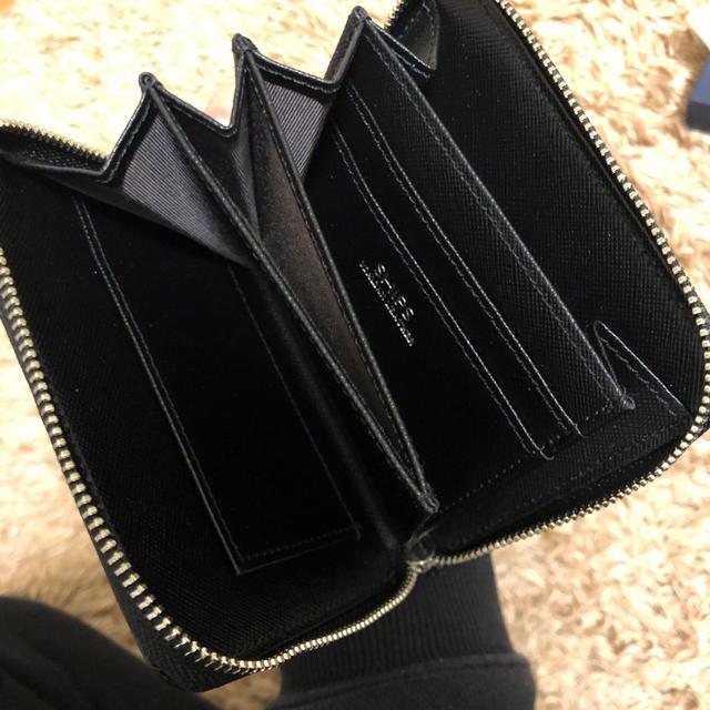 SHIPS(シップス)の[SHIPS] フォールディングラウンドジップ財布 メンズのファッション小物(折り財布)の商品写真