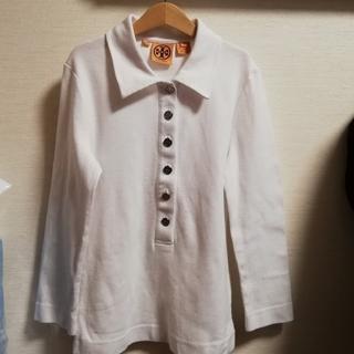 トリーバーチ(Tory Burch)のトリーバーチ 七分丈襟つきシャツ(Tシャツ(長袖/七分))