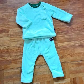 フタフタ(futafuta)のパジャマ セット グリーン パステル 部屋着 セットアップ(パジャマ)