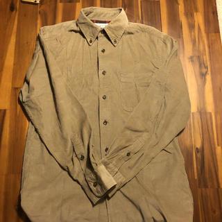 ユニクロ コーデュロイボタンダウンシャツ Mサイズ