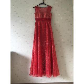 AIMER - 百貨店 ロングドレス