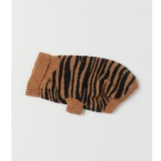 エイチアンドエム(H&M)のドッグ ニットセーター 犬 服(ペット服/アクセサリー)