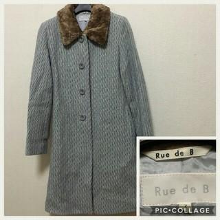 美品 RUE de B☆お買い得 コート(チェスターコート)