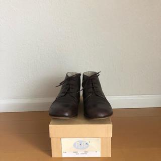 ボンポワン(Bonpoint)のイタリア製 PePe☆ペペ☆ブーツ☆サイズ:20cm EUR:33 (ブーツ)