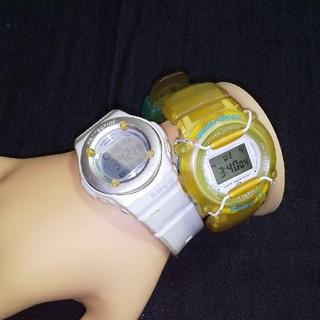ベビージー(Baby-G)のCASIO・Baby-G・腕時計2点セット(腕時計)