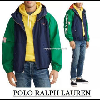 ポロラルフローレン(POLO RALPH LAUREN)のpolo sports アウター(ナイロンジャケット)