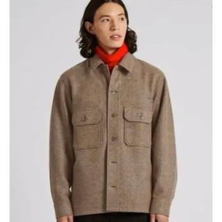 UNIQLO - UNIQLOU◎完売品◎フリースシャツジャケット◎ユニクロユー
