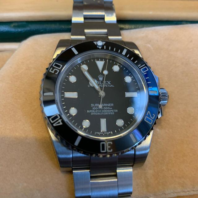 カルティエ 時計 lm 、 ROLEX - 【格安】ロレックス サブマリーナ 114060の通販 by ドラゴン's shop
