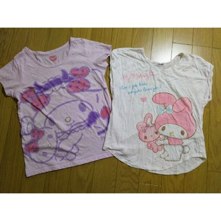 サンリオ - Fサイズ マイメロディ Tシャツ