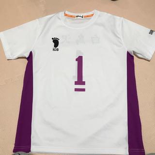 しまむら - ハイキュー 白鳥沢レプリカシャツ
