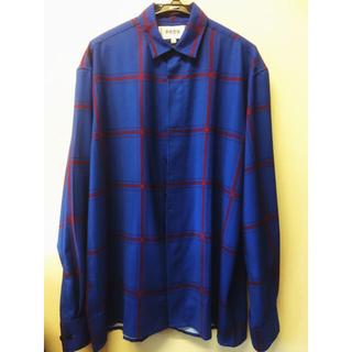 ユリウス(JULIUS)のparadox check shirts(シャツ)