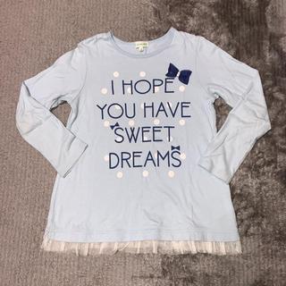 サンカンシオン(3can4on)の女の子★トップス(サイズ130)(Tシャツ/カットソー)