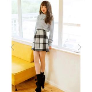 グレイル(GRL)の♡グレイル チェックスカート(ミニスカート)