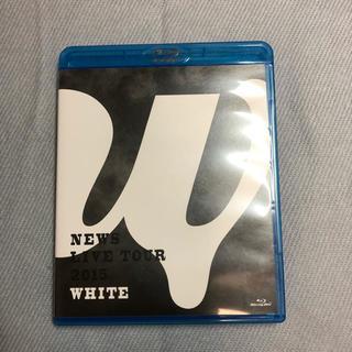 NEWS LIVE TOUR 2015 WHITE Blu-ray(ミュージック)