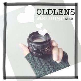 PENTAX - オールドレンズ ☺︎ ペンタックス タクマー 単焦点レンズ 単品