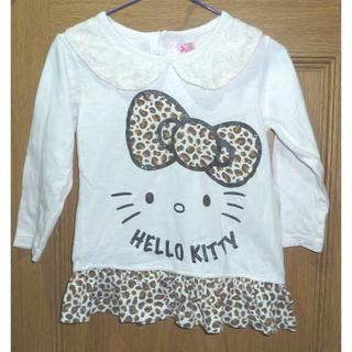 サンリオ - サンリオ ハローキティのTシャツ(長袖) サイズ95