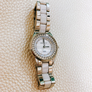 アンクラーク(ANNE CLARK)の腕時計 シルバー(腕時計)