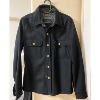 エドウィン(EDWIN)のEDWIN CPOジャケット ブラック(ブルゾン)