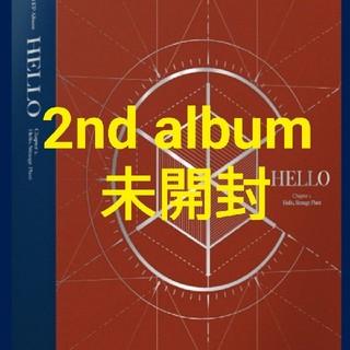 CIX CD 未開封 赤(K-POP/アジア)