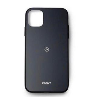 フラグメント(FRAGMENT)のFragment mirror case for iphone 11 black(iPhoneケース)