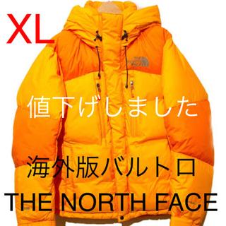 ザノースフェイス(THE NORTH FACE)のTHE NORTH FACE 海外バルトロ プリズムダウン 超希少 XL 新品(ダウンジャケット)