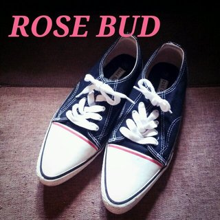ローズバッド(ROSE BUD)のROSE BUD★sale (スニーカー)