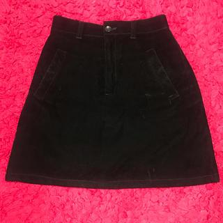 ページボーイ(PAGEBOY)の台形ミニスカート(ミニスカート)