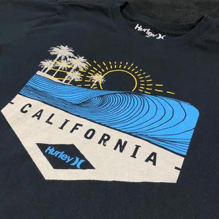 Hurley - 新品同様 カリフォルニア限定 ハーレー Tシャツ
